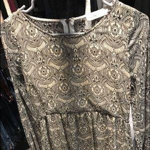 Abercrombie mini dress! size Small